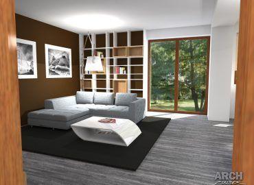 Návrhy interiérů